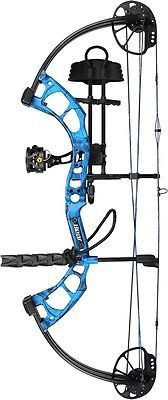 Compound 20838: New 2016 Bear Archery Cruzer Rth 5-70# Right Hand Ap Blue Camo Bow Package BUY IT NOW ONLY: $329.99