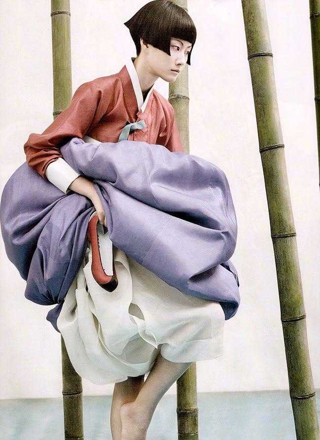 Kim Kyung Soo, Korean Vogue