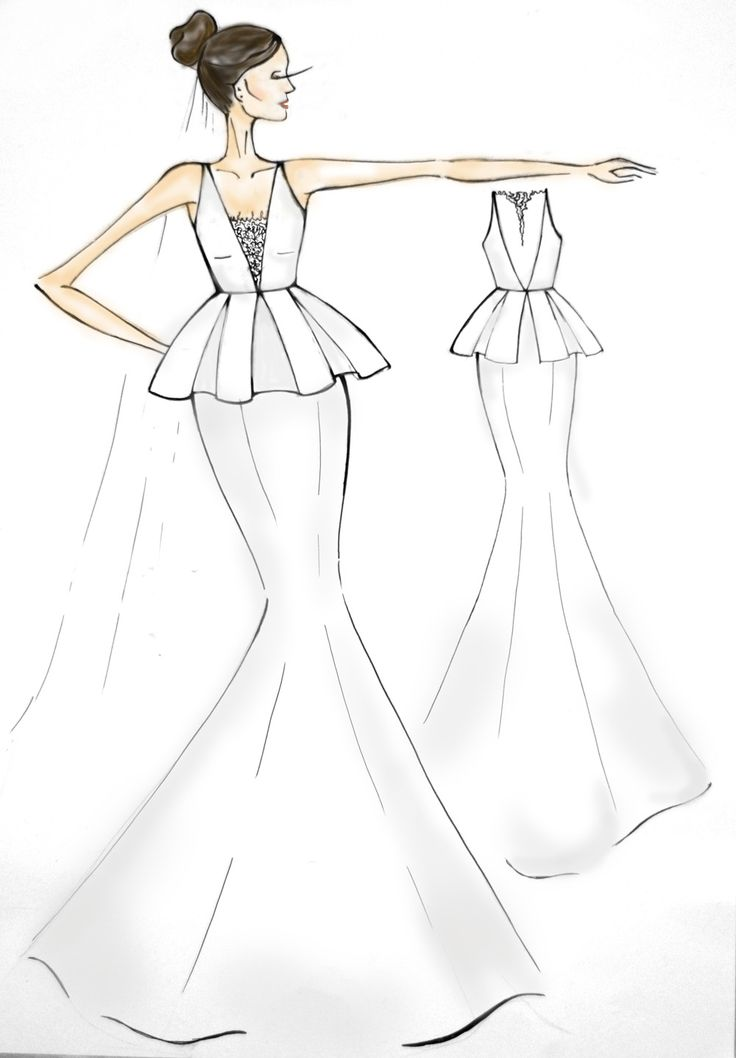этом свидетельствуют картинки как нарисовать красивые платья итоге получается, что