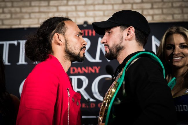 How to Watch Premier Boxing Champions Keith Thurman vs. Danny Garcia Live Stream Online