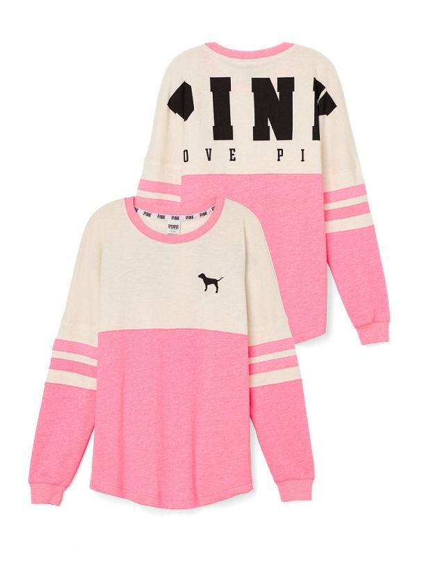 Best 25  Pink vs sweater ideas on Pinterest | Vs pink outfit ...