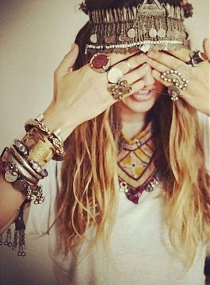 恥ずかしがり屋のアクセさん♪ Ojama Jewelry style