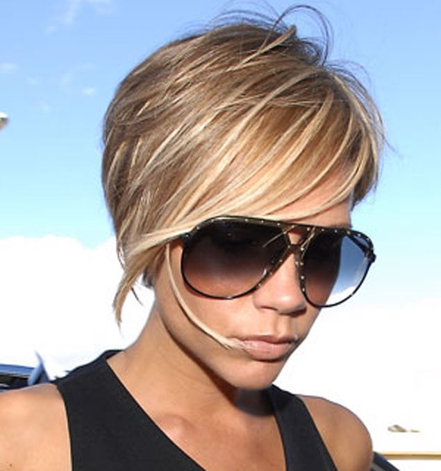 COMO SECAR CABELOS CURTOS: Hairs Cut, Shorts Haircuts, Victoriabeckham, Victoria Beckham, Hairs Styles, Shorts Hairs Styl, Hairs Color, Shorts Cut, Shorts Hairstyles