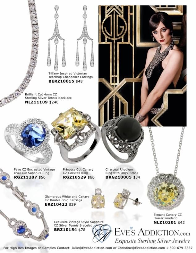 Great Gatsby accessories | Get 'The Great Gatsby' look for less: Roaring Twenties fashions ...