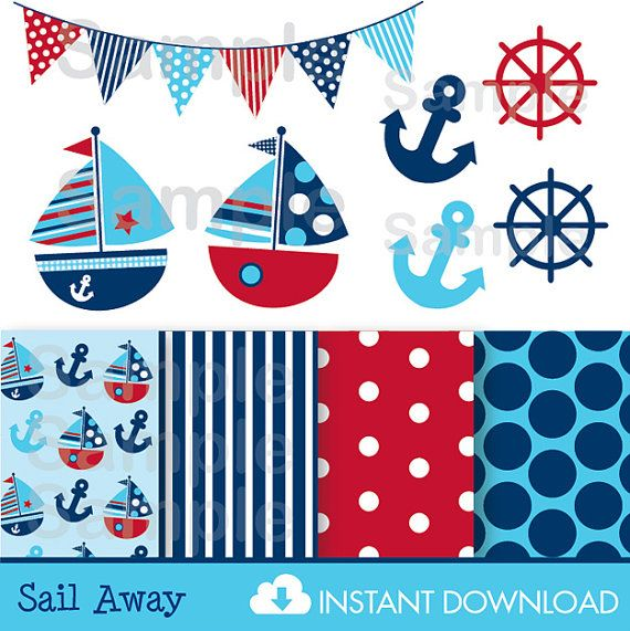 17 Best images about Nautical Baby Shower Ideas on Pinterest ...