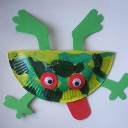 bricolage grenouille - Recherche Google