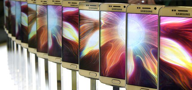Samsung Galaxy S6 e S6 edge prima anteprima