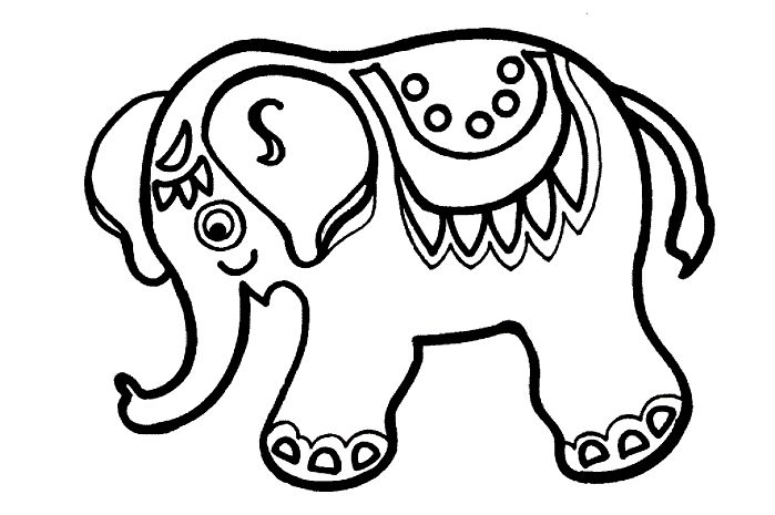 72 best Elephants Coloring Book images on Pinterest