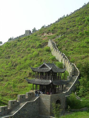 南方长城 / Southern Great Wall.   Only a couple more years till I finally see it up close. <3