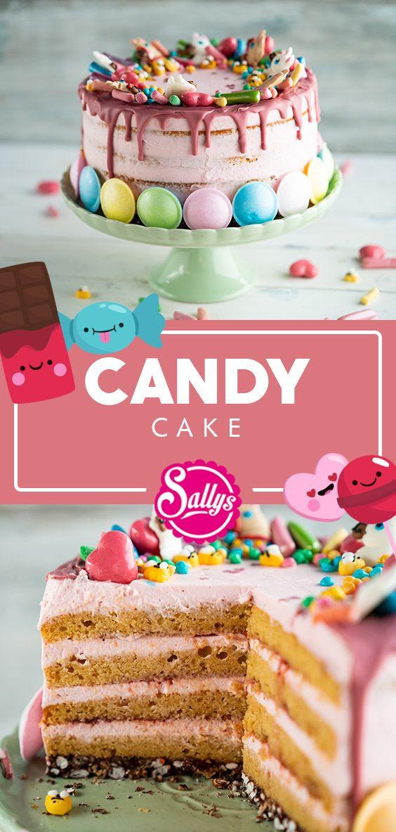 CANDY CAKE PIE ISM 2019    – Torten