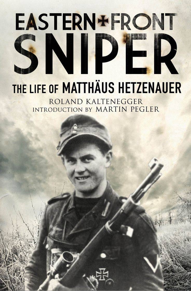 Was Matthäus Hetzenauer the greatest German sniper of World War II? Read his biography, out from Greenhill Books next Spring with an introduction by Martin Pegler. #GreenhillBooks 2017 #NewTitles We're asking you to get involved - Let us know which of the two book jackets would would prefer to see as the final copy of new title 'Eastern Front Sniper'. Comment below A or B…