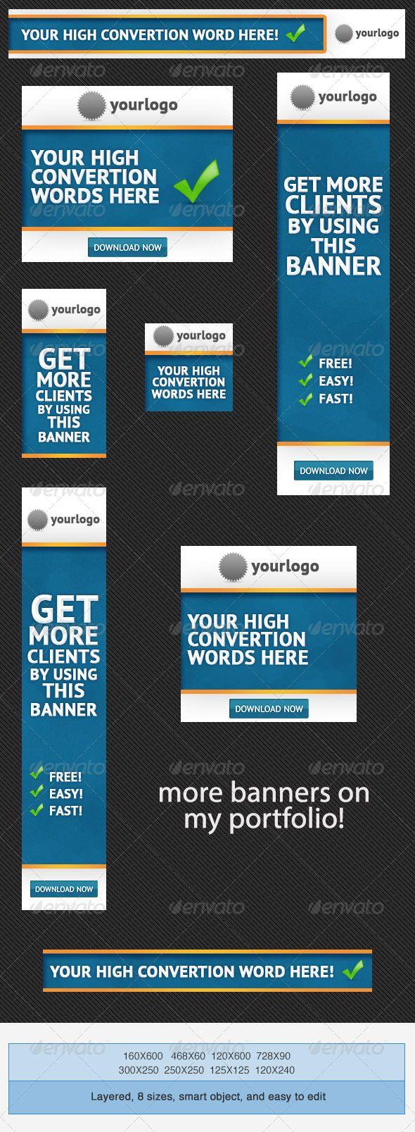 23 best Web Elements images on Pinterest | Font logo, Banner ...