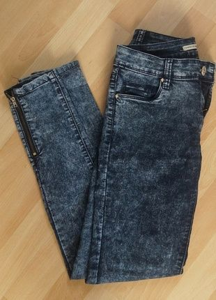 Kup mój przedmiot na #vintedpl http://www.vinted.pl/damska-odziez/rurki/10359570-marmurki-spodnie-rurki