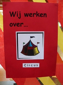Circus - Juf Leonie