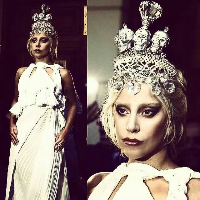 Lady Gaga for artRAVE Athens.