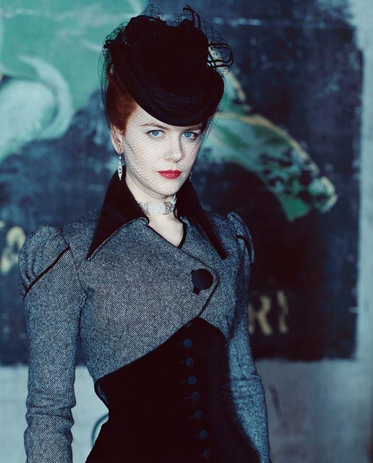 Satine (Nicole Kidman), Moulin Rouge 2001