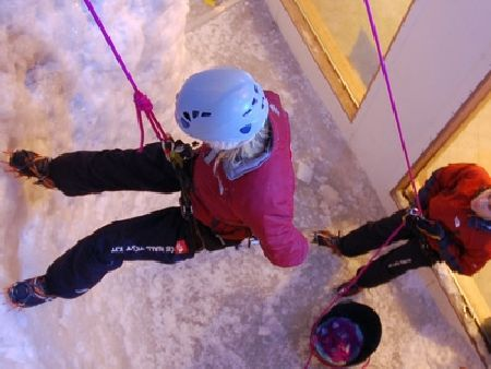 Discover Indoor Ice Climbing - Scotland Put your nerves to the ultimate test with this fantastic ice climbing experience in Fort William, Scotland. The ice wall is a jaw dropping facility which simply has no rival in the world