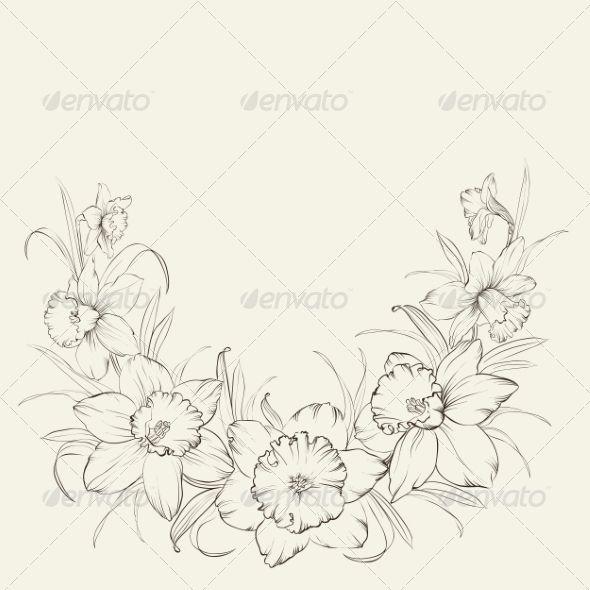 Meer dan 1000 ideeën over Narcissen Tattoeage op Pinterest ...