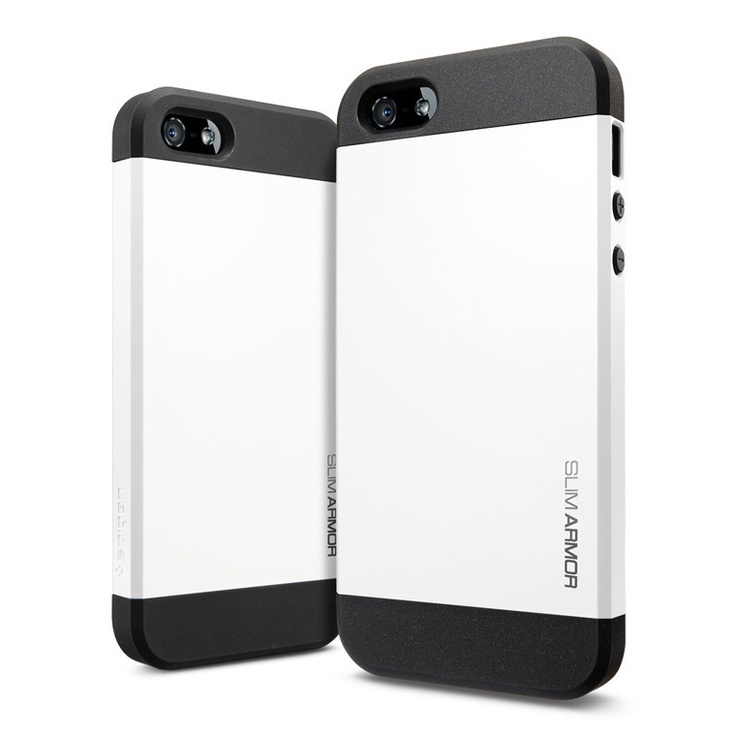 ide-home Store - SPIGEN SGP iPhone 5 Case Slim Armor Color - Smooth White, $29.95 (http://www.ide-home.com.au/iphone-5/spigen-sgp-iphone-5-case-slim-armor-color-smooth-white/)
