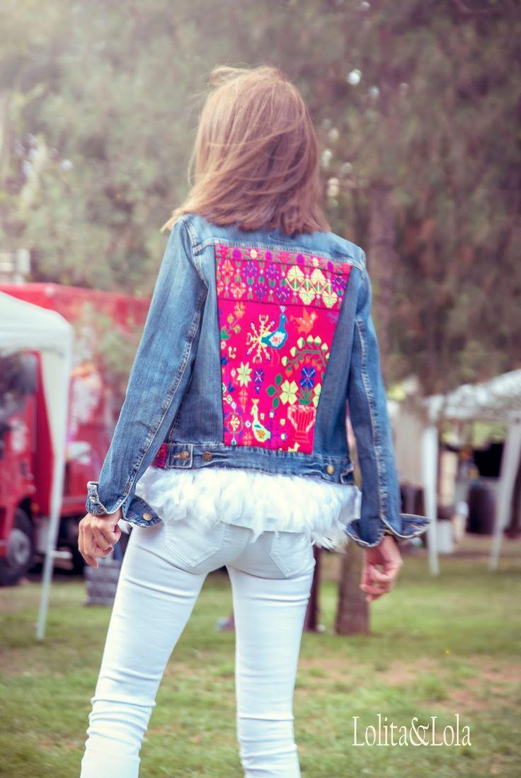boho.denim.hippie.cazadora.jacket.jpg (1071×1600)