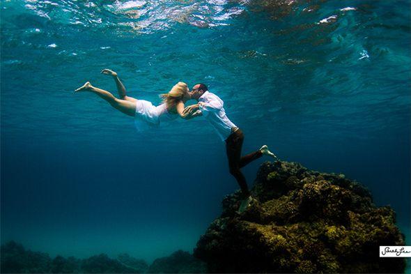 Подводные фотографии людей