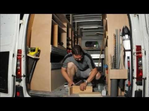 Aménagement Ducato - YouTube