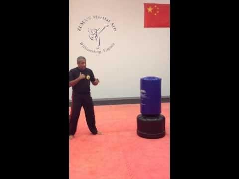 Krav Maga Video Tip of the Week - Round Kick - YouTube