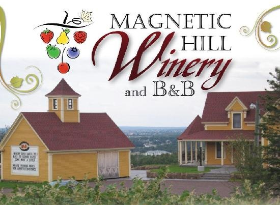 Magnetic Hill Winery and B