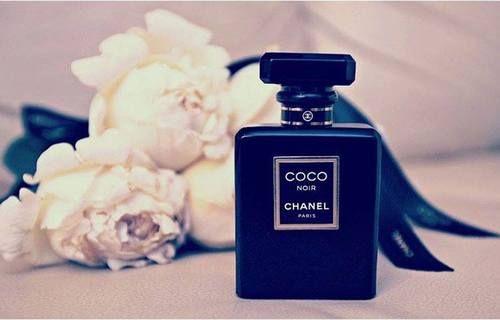 my perfume : coco noir chanel