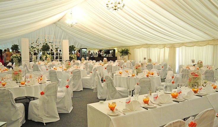 If you want to make your guests feel special and have the 'wow' factor in your venue, opt for a marquee hire in Chichester #MarqueeHire