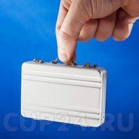 Миниатюрный портмоне для визиток