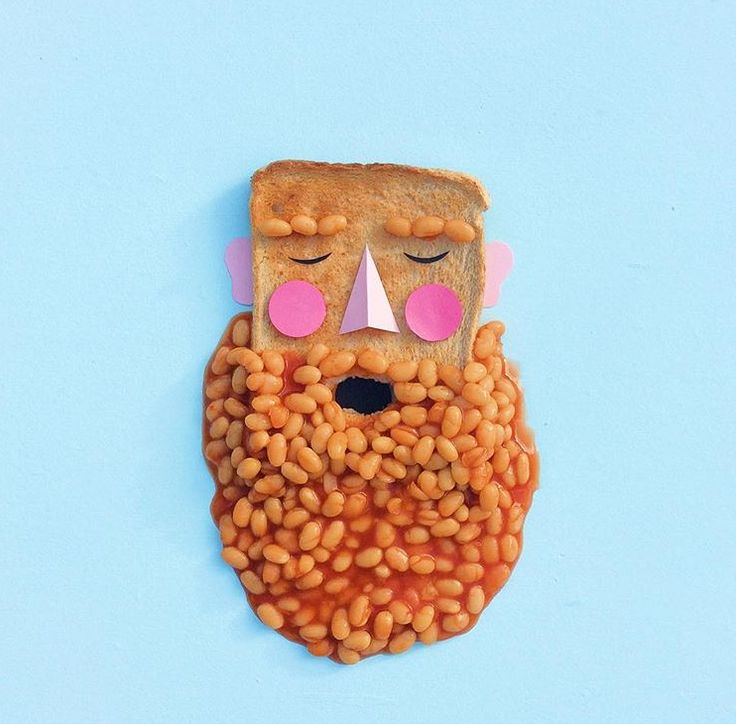 Bean beard