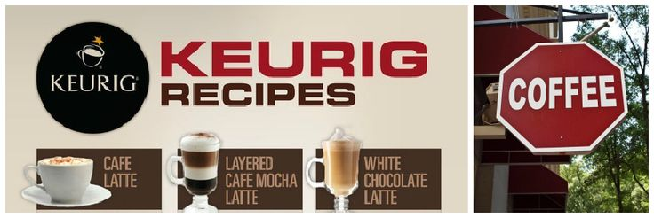 Keurig Coffee Maker Recipes : 22 best images about Keurig coffee recipes on Pinterest Latte recipe, Iced coffee and ...