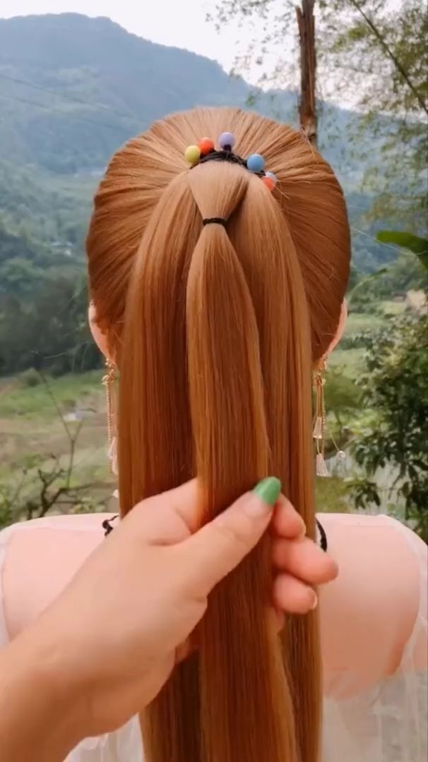 hairstyles for long hair videos| Hairstyles Tutorials Compilation 2019 | Part 273