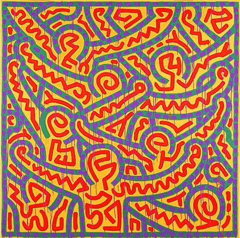 Keith Haring Stone & Living - Immobilier de prestige - Résidentiel & Investissement // Stone & Living - Prestige estate agency - Residential & Investment www.stoneandliving.com