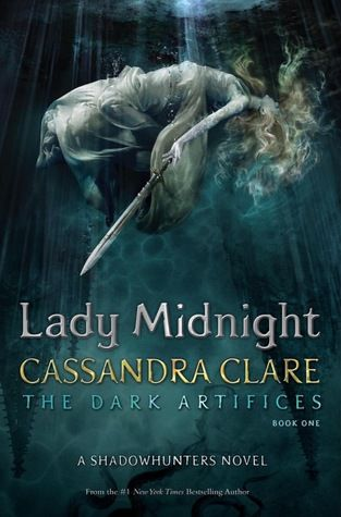 Lady Midnight   Cassandra Clare   March 8th 2016   It's been five years since the events of the Mortal Instruments when Nephilim stood poised on the brink of oblivion and Shadowhunter Emma Carstairs lost her parents. After the blood and violence she witnessed as a child, Emma has dedicated her life to to discovering exactly what it was that killed her parents and getting her revenge. #YA #2016