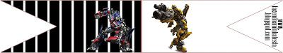 Transformers: imprimibles gratis.