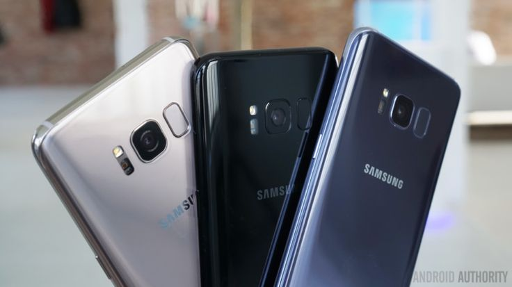 Samsung Galaxy S8 and S8 Plus officially announced: what you need to know | AndroidAuthority