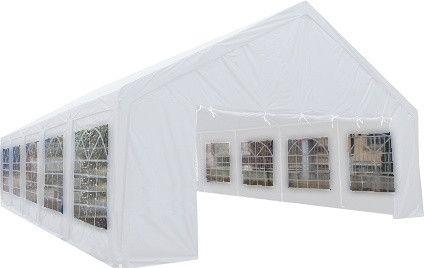 20' x 40' ft Outdoor Wedding Party Tent Gazebo Carport Shelter Garage WHITE 20 x 40 20x40
