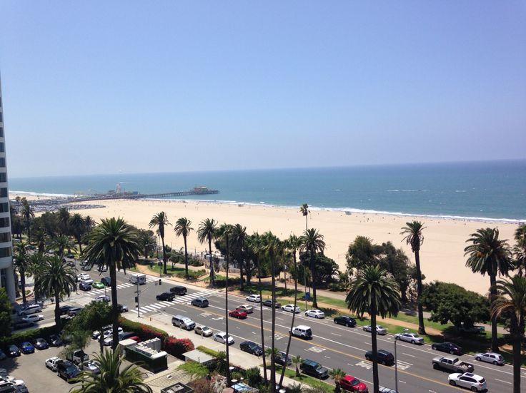Santa Monica. Fairmont miramar hotel