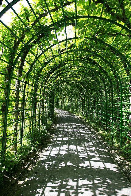 Linderhof Palace Gardens, Bavaria, Germany