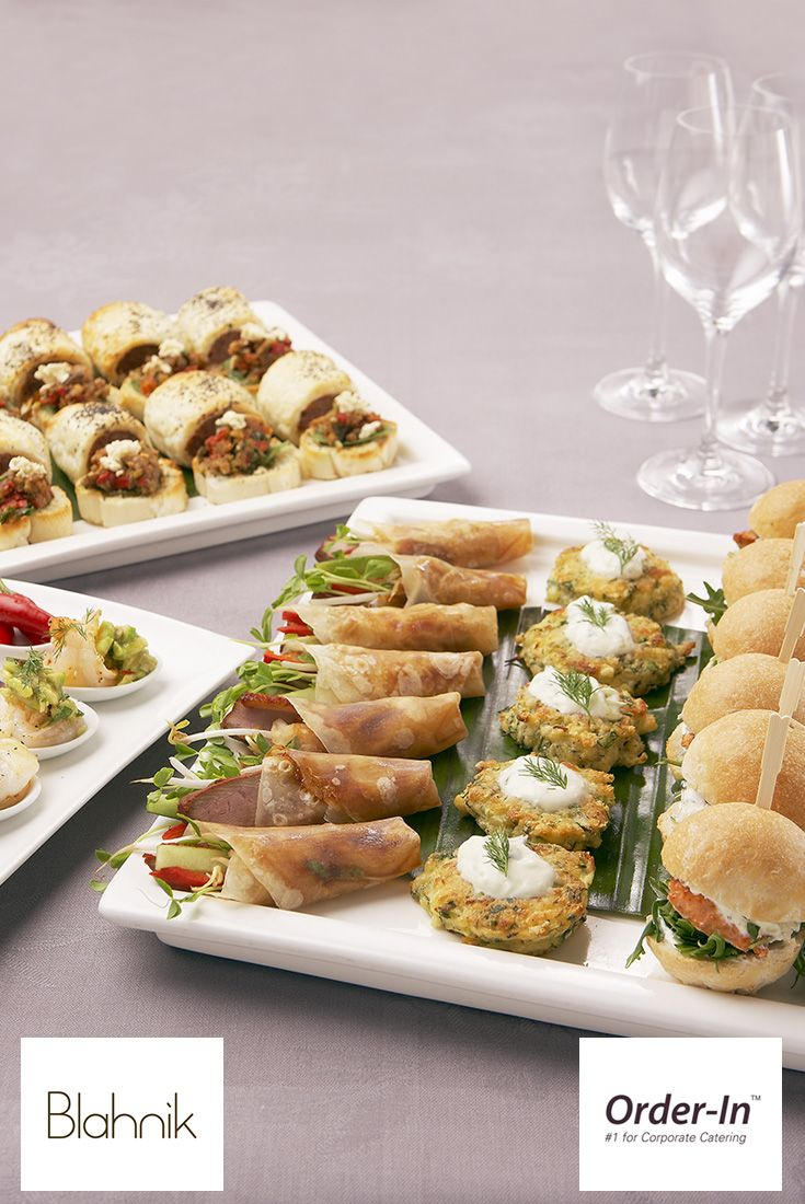 Blahnik Catering Offers Quality Corporate To Melbourne Cbd Including Breakfast Staff Lunches Finger Food Buffets A Meeting Lunch Ideas In