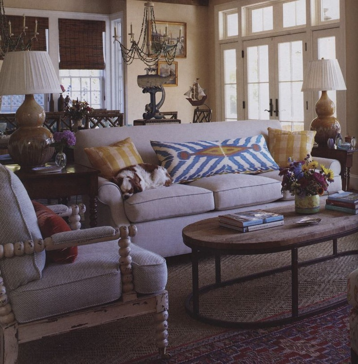 New England Home · Living Room ... Part 62
