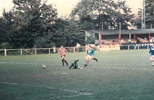 Clapton FC - 1987