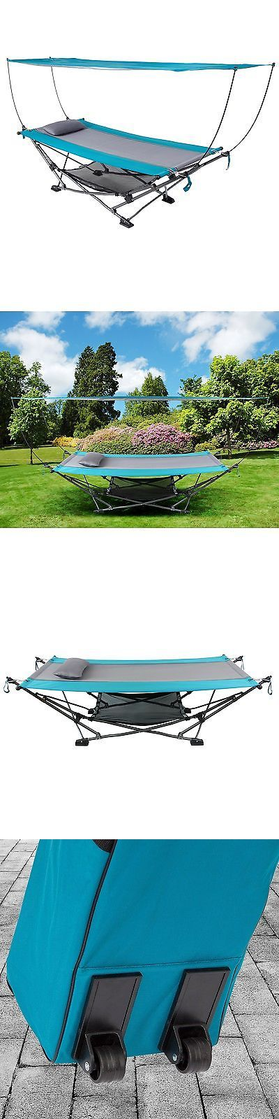Hammocks 20719: Folding Hammock With Removable Canopy -> BUY IT NOW ONLY: $86.32 on eBay!