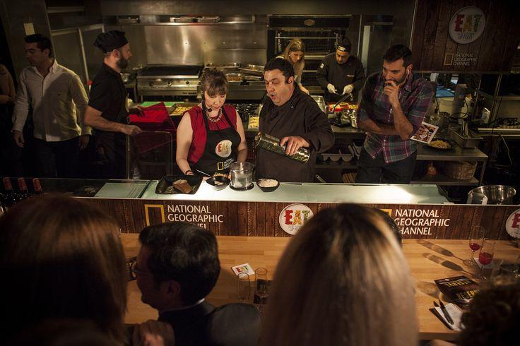 Η εκπομπή του National Geographic Channel «EAT: The Story of Food» αποτέλεσε πηγή έμπνευσης για ένα μοναδικό γαστρονομικό ταξίδι, στην ιστορία του φαγητού! #Eat #StoryOfFood #NatGeoChannelGR