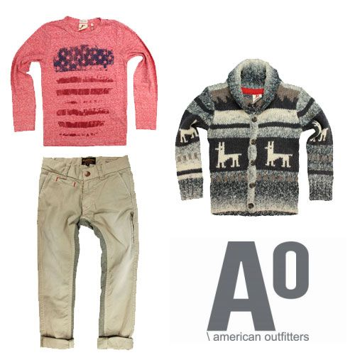 American Outfitters for Boys