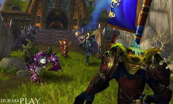 http://onlineoyun.co/2015/07/30/hafta-sonuna-zel-world-of-warcraft-savas-alani-bonus-etkinligi/  Warcraft evreninde geçen dördüncü oyun olarak Blizzard bünyesindeki gelistirilen ve 2004 yilinda MMORPG oyunu olarak oyuncularla bulusturulan oyun dünyasinin sanli oyunlarindan birisi olan World of Warcraft hafta sonuna özel olarak düzenledigi bonus etkinliklerine bu hafta sonu da tüm hiziyla devam ediyor  Rob Pardo, Jeff Kaplan ve Tom Chilton tasarimciliginda gelistirile