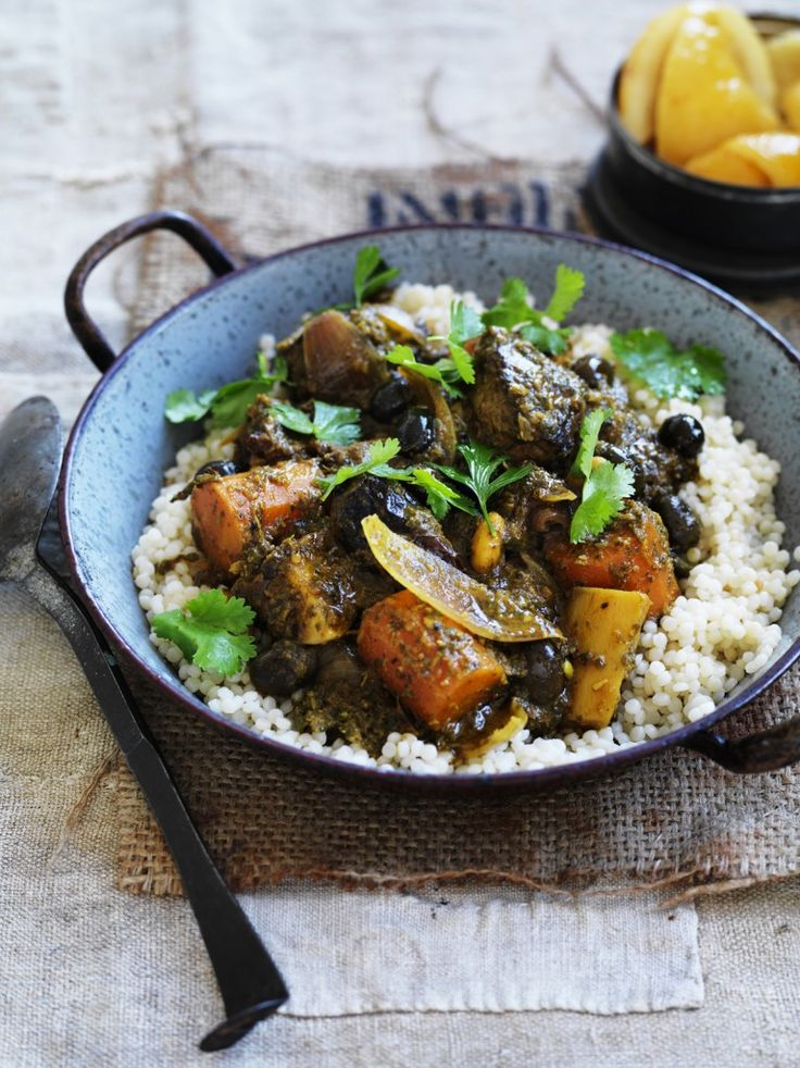 Beef Tagine NEIL PERRY RECIPES