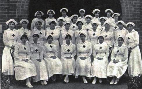 World War One – Voluntary Aid Detachment, Parramatta
